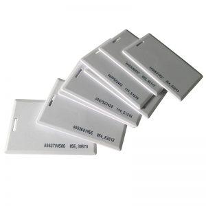 proximity clamshell card