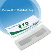 ISO18000-6C rfid windshield tag