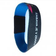 NFC wristband for festival