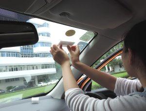 rfid windshield tag
