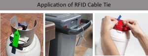 rfid cable seal application