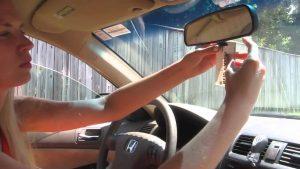 rfid in car