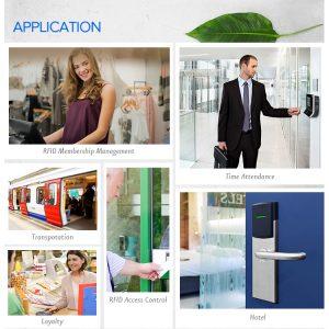 RFID Mifare smart card